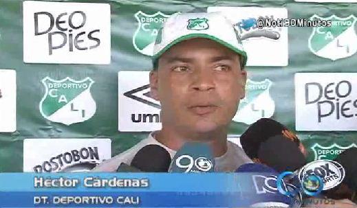 Deportivo Cali prepara su partido ante Tolima en Ibagué