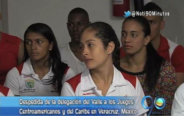 Lista delegación Valle que va a los Centroamericanos y del Caribe