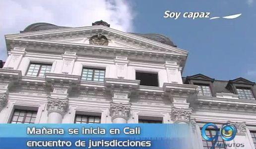 Mañana se inicia en Cali encuentro de jurisdicciones