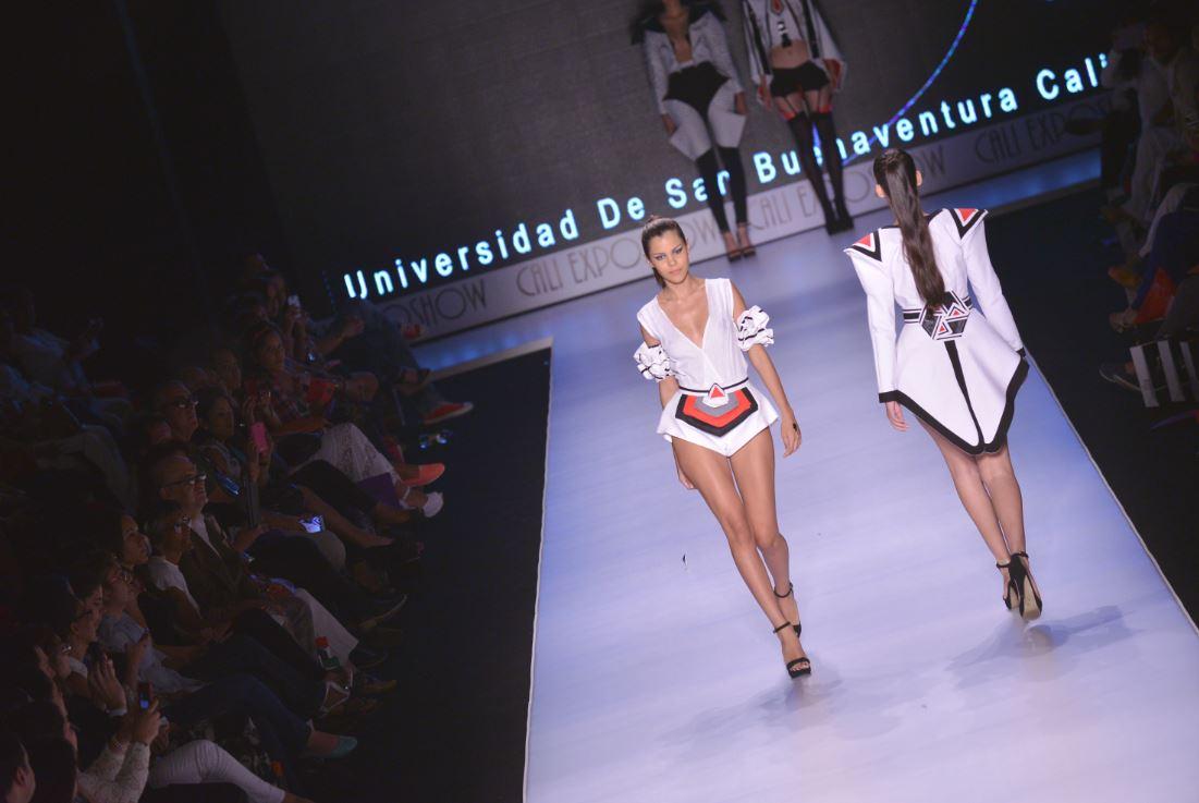 Diseños de moda inspirados en Omar Rayo, desde la USB
