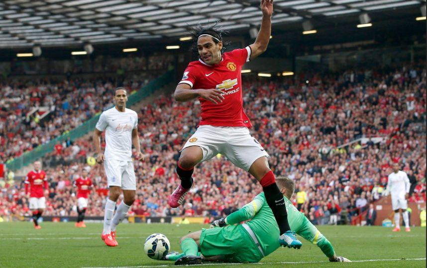 Manchester United estaría interesado comprar a Radamel Falcao