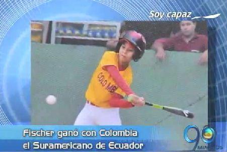 Promesa del béisbol vallecaucano con proyección internacional