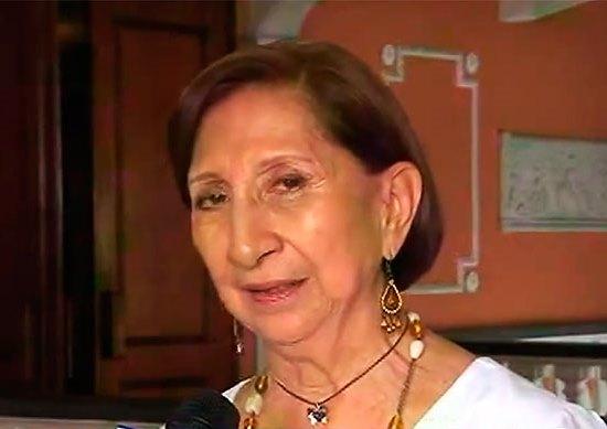 Ordenan retiro de Gloria Castro, de Incolballet, por edad