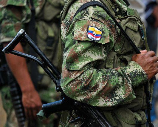 Capturan guerrilleros acusados de asesinar policías en el Cauca