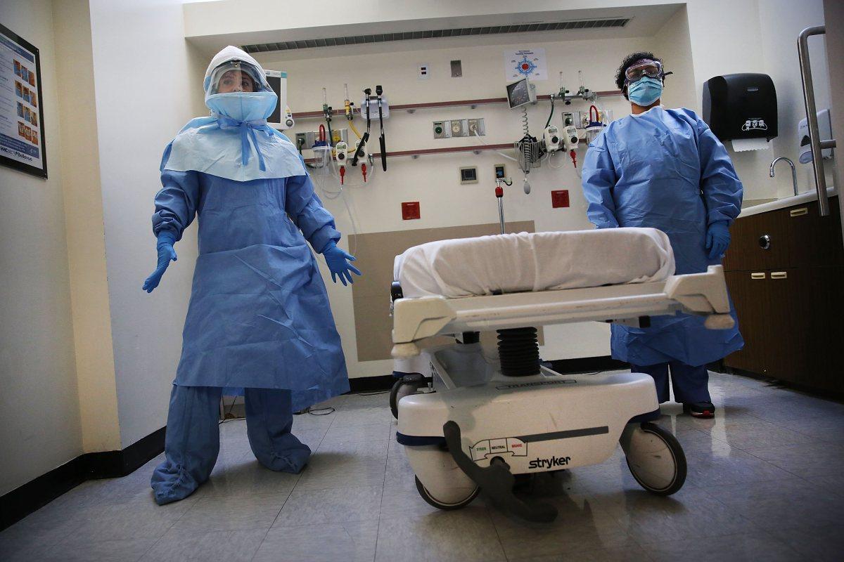 Hospitales se preparan para atender posibles casos de ébola