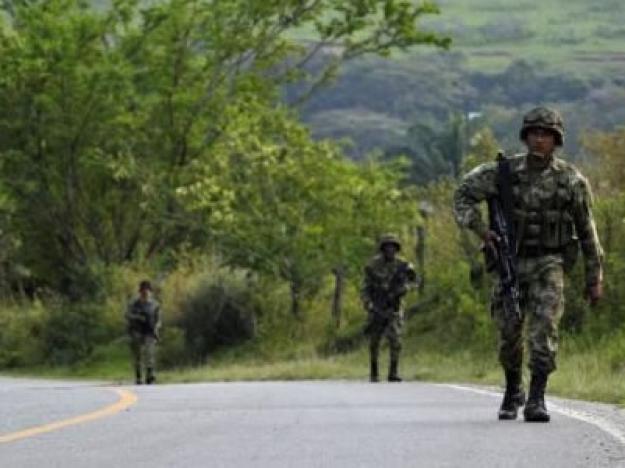 Se presenta hostigamiento en zona rural de Caldono, Cauca