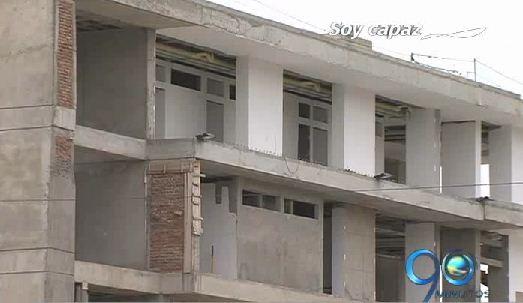 Construcción de la Megaestación de Policía de Yumbo sigue paralizada