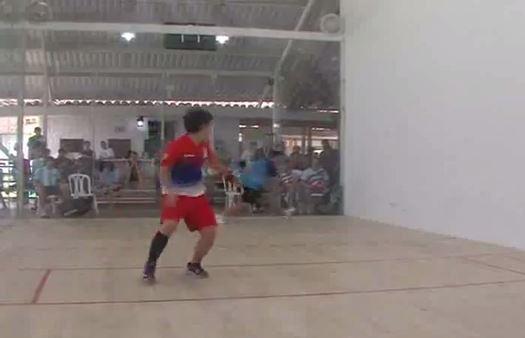 México y Bolivia se destacan en el Mundial de Racquetball de Cali