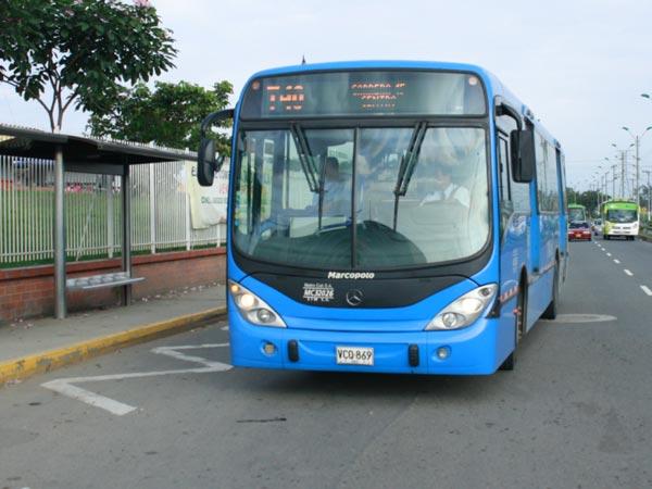 Retraso en la llegada de 202 buses del MIO