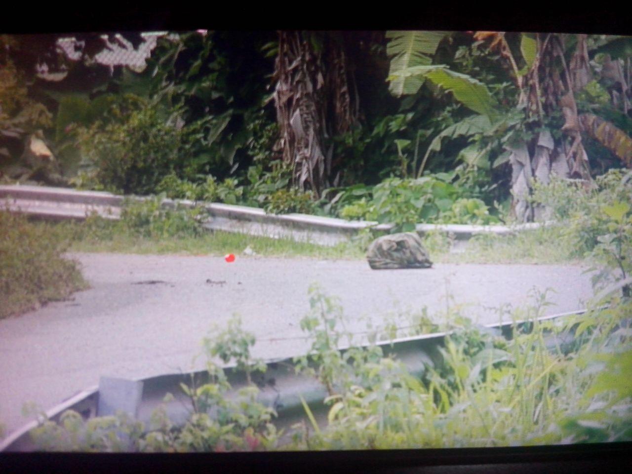 Desactivan explosivos en carretera en zona rural de Palmira
