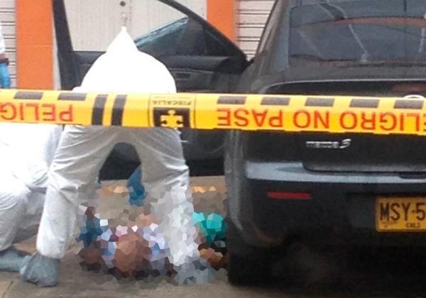 Nuevo crimen en el barrio La Independencia