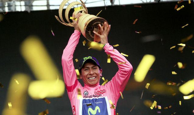 """Tour de France 2015: """"Es un recorrido que me favorece"""", Nairo Quintana"""