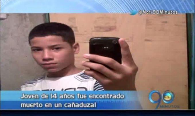 Joven de 14 fue encontrado muerto en cañaduzal en oriente de Cali