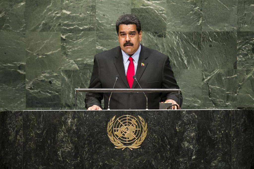 Venezuela, nuevo miembro del Consejo de Seguridad de la ONU