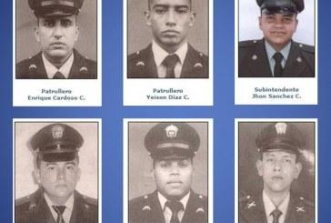 55 años de prisión a alias 'El Profe' por asesinato de policías