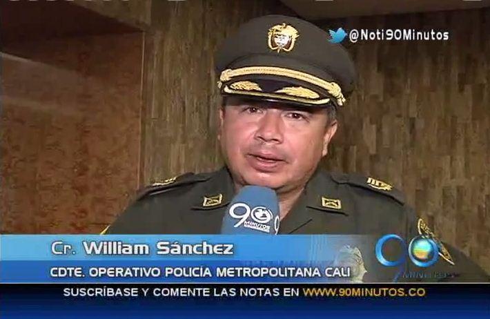 Policía implementará plan de choque para Cali