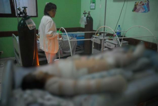 Falleció joven de 24 años, quemada en estallido de polvorería