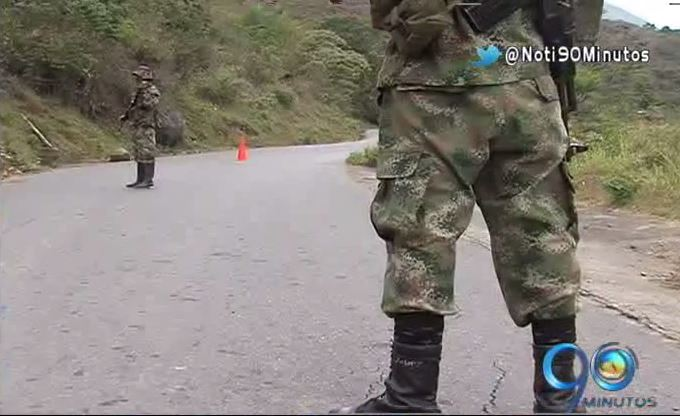 Denuncian reclutamiento de menores en Toribío, Cauca