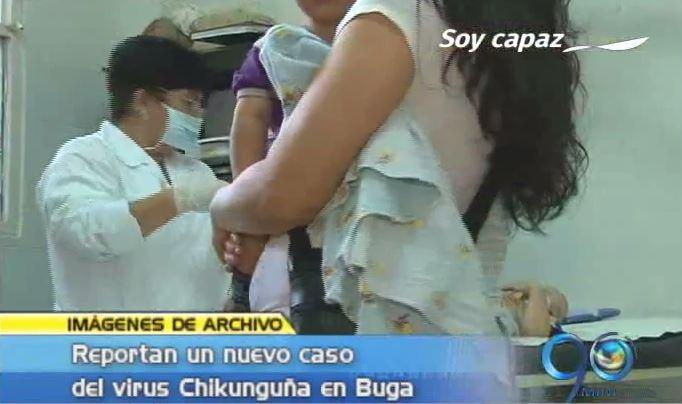 Secretaria de Salud confirma caso de Chikunguña en Buga