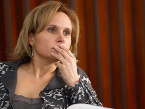Por paro judicial aplazan nuevamente audiencia contra Sandra Morelli
