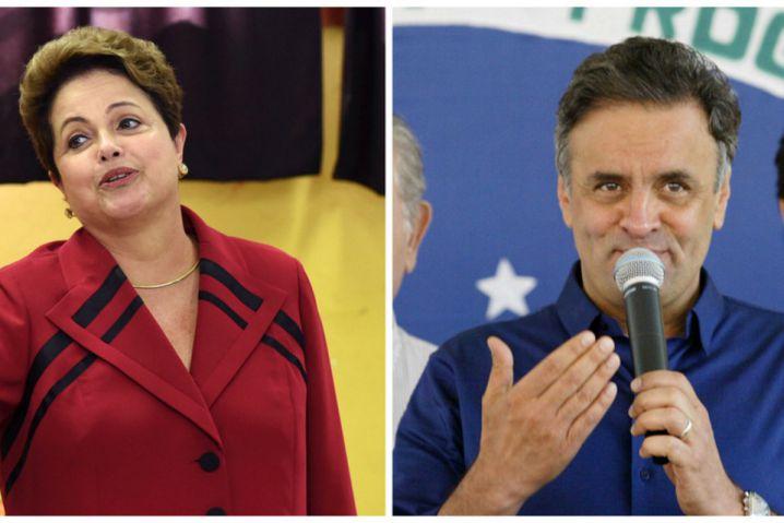 Brasil tendrá segunda vuelta para elecciones presidenciales
