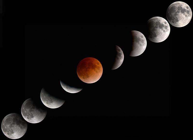 Cali se prepara para el último eclipse de luna roja del 2014