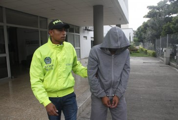 Capturan a presunto responsable de homicidio en Los Chorros