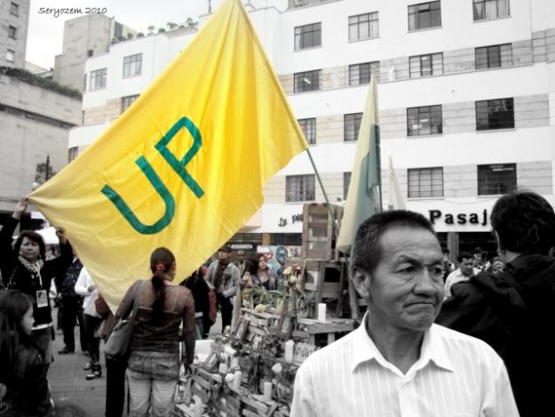 Fiscalía declara crímenes de lesa humanidad 34 ataques a la UP