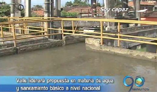 El Valle lidera plan de aguas y saneamiento básico a nivel nacional