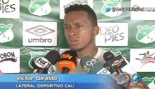 Deportivo Cali se prepara para recibir a Millonarios el próximo domingo