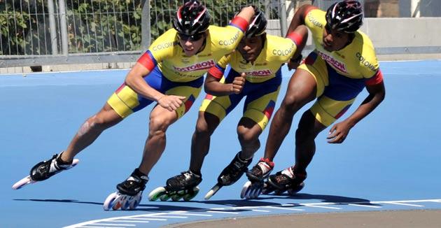 Colombia es campeón anticipado del Mundial de Patinaje