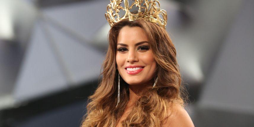 Ariadna Gutiérrez es la nueva Señorita Colombia 2014-2015