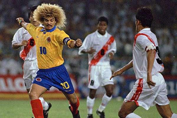 El 'Pibe' Valderrama, al Salón de la Fama del Fútbol Mundial