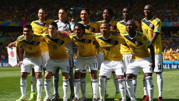 El Mundial Brasil 2014, 'el mejor mundial de la selección Colombia'