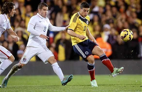 Selección Colombia cerrará el 2014 enfrentando a Eslovenia en Liubliana