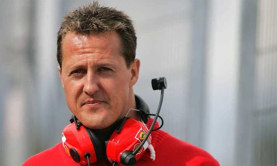 """""""Schumacher está paralizado en una silla de rudas y no puede hablar"""""""
