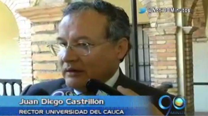 Protesta del Inpec en Popayán impide el traslado de guerrilleros condenados