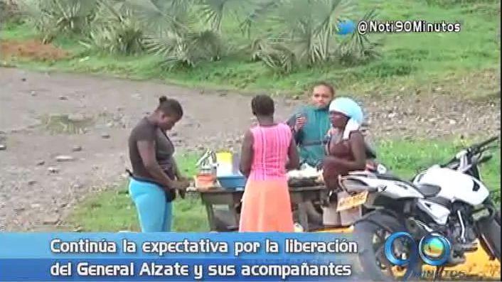 CICR está listo para operativo de liberación de secuestrados en Chocó
