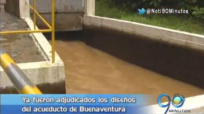 Vallecaucana de Aguas adjudicó diseños del acueducto de Buenaventura
