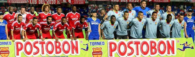 América perdió 2 a 0 en condición de local con Deportivo Pereira