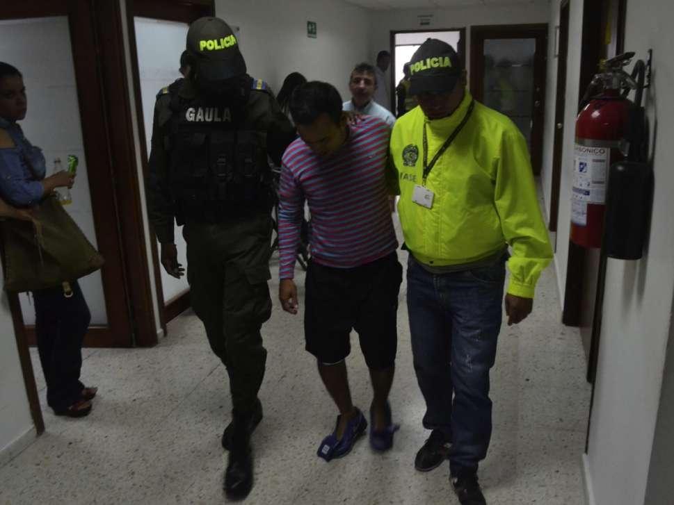 Disminuyen cargos imputados a hombre que intentó robar un banco