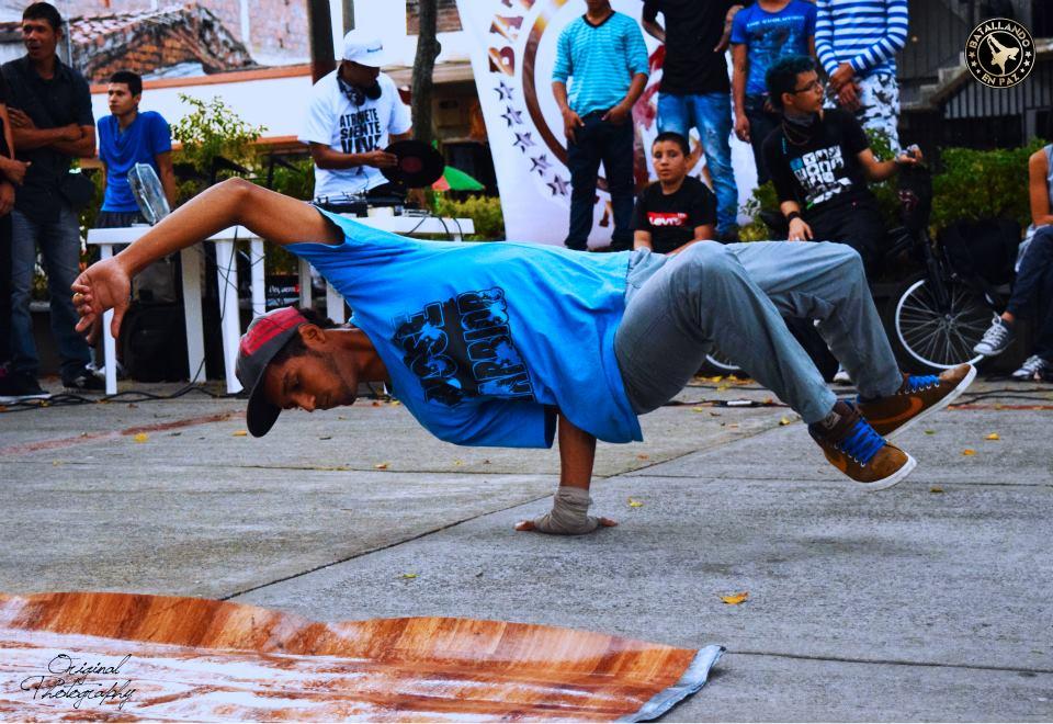 Cali bailará Breakdance con 'Batallando por la Paz'