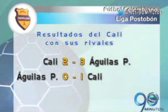 Técnico del Deportivo Cali analiza sus rivales en el cuadrangular