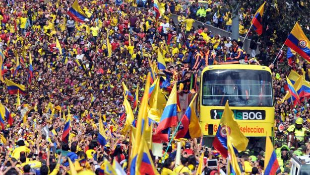Presidente de la Dimayor: Colombia buscará ser sede del Mundial Fifa 2030