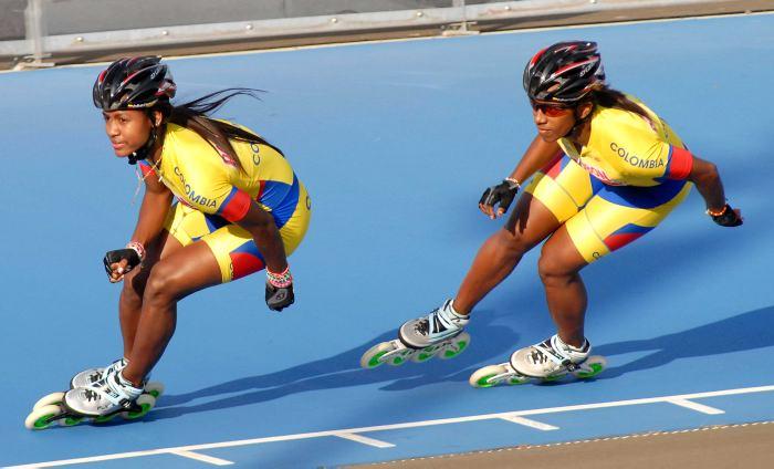 Colombia se coronó campeón de pista en el Mundial de Patinaje