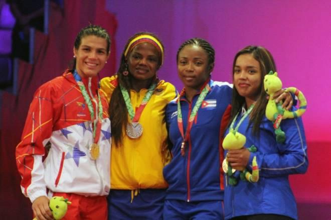Colombia se mantiene en el tercer lugar de Centroamericanos