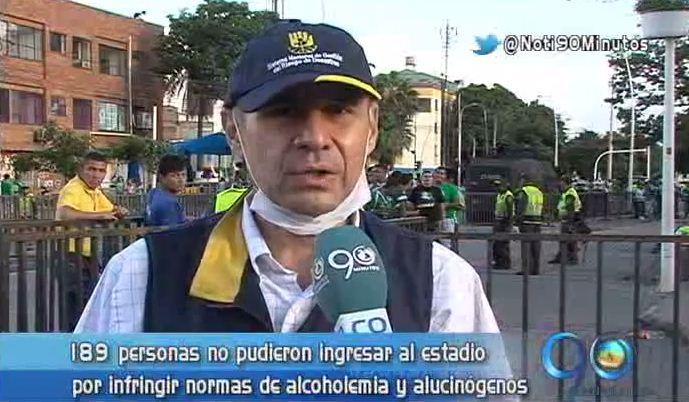 Medidas de control de ingreso al Pascual Guerrero surtieron su efecto