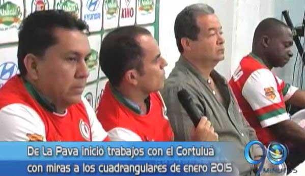 Jaime de la Pava es el nuevo director técnico del Cortuluá