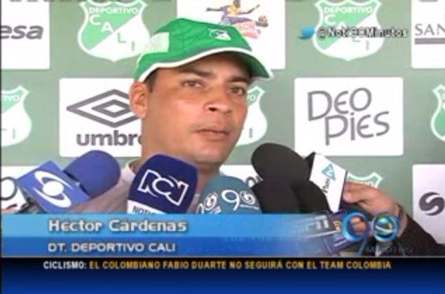 Deportivo Cali se prepara para afrontar segunda vuelta del cuadrangular