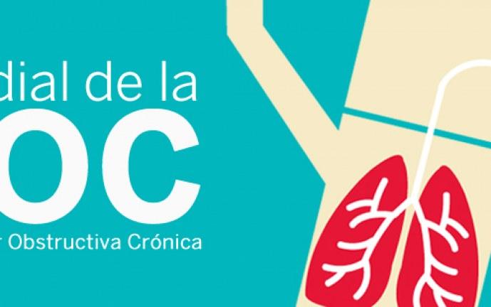 Hoy se conmemora el día de la Enfermedad Pulmonar Obstructiva, EPOC